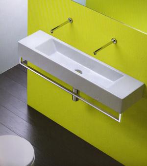 catalano sistema verso venticinque waschbecken. Black Bedroom Furniture Sets. Home Design Ideas
