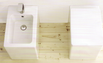 NIC Design Cool Toilette