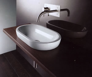catalano sistema cx waschbecken. Black Bedroom Furniture Sets. Home Design Ideas