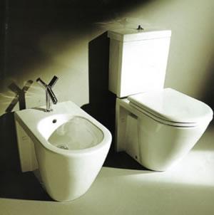 Duravit Starck 2 Toilette