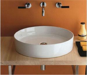 scarabeo geo waschbecken. Black Bedroom Furniture Sets. Home Design Ideas